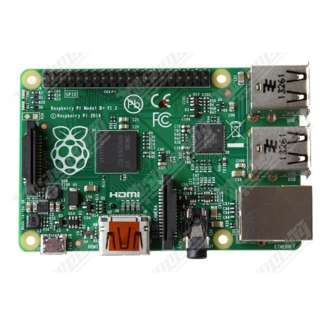 Raspberry pi mod B+ B plus 512MB