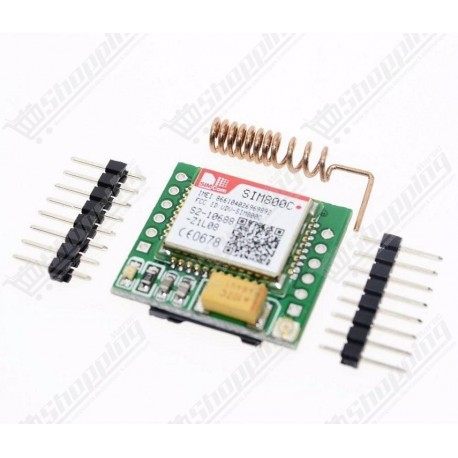 Module SIM800C GSM GPRS Serial Modem for Arduino Quad Band