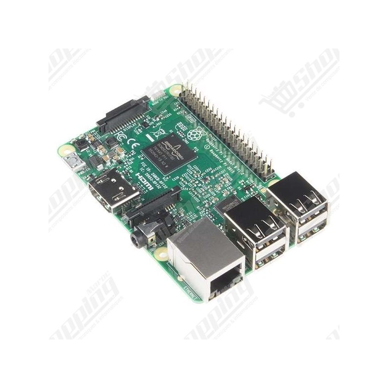 Raspberry pi 3 mod B 1GB avec wifi bluetooth