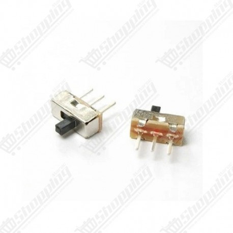 Micro switch on off montage pcb 3 pins