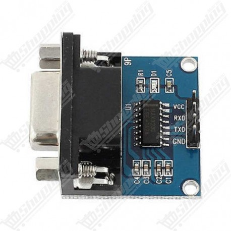 Module RS232 to TTL DB9 chip MAX3232