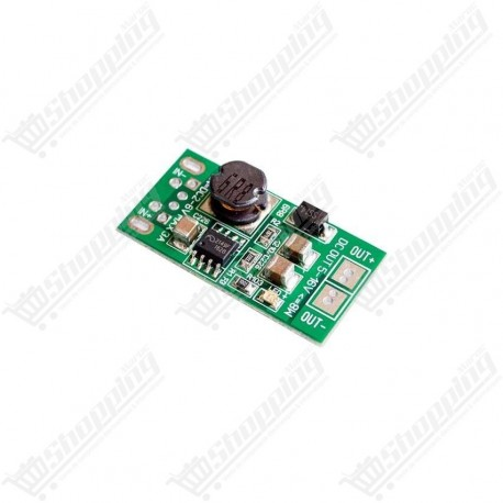 Alimentation DC - DC 5V to 12V Booster module 8W USB input Step Up Power