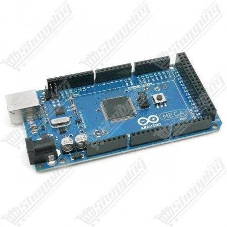 Arduino mega 2560 R3 originale + Cable USB