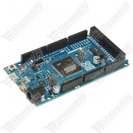 Arduino DUE R3 ARM version originale + Cable USB