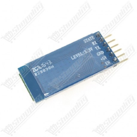 Module bluetooth HC-05 serial 6 pins