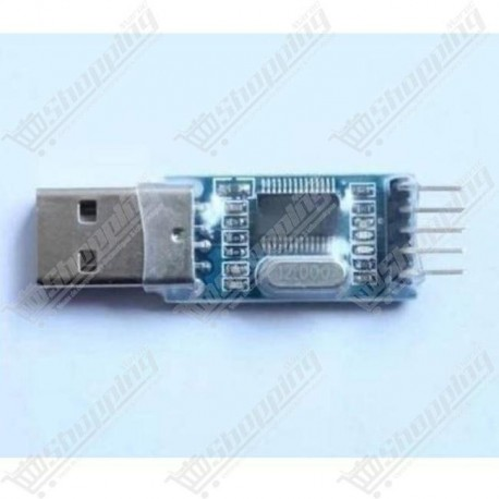 USB to TTL microcontroller programming module PL2303