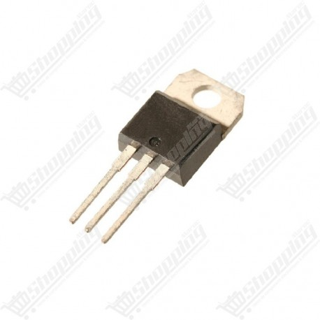 Triac BT138 600V 12A déclenchement 1.5V TO-220