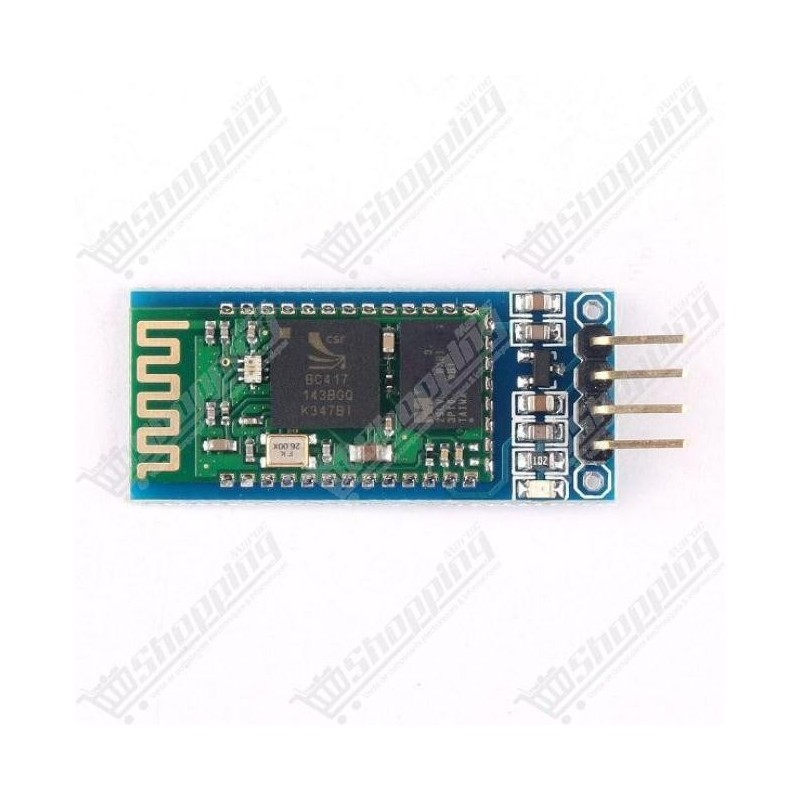 Module bluetooth HC-06 serial 4 pins