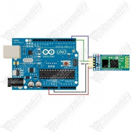 Module HC-06 bluetooth serial pass-through
