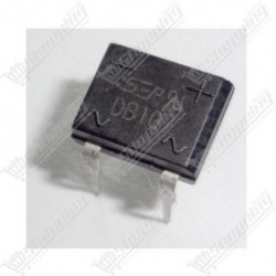 Diode DB107 1A 1000V single phases diode rectifier bridge DIP-4