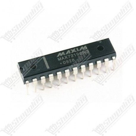 IC MAX7219 7219 driver led display DIP-24