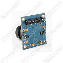 Header connecteur bleu 2.54mm 1x40 pin simple ligne mâle