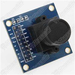 Header connecteur blanc 2.54mm 1x40 pin simple ligne mâle