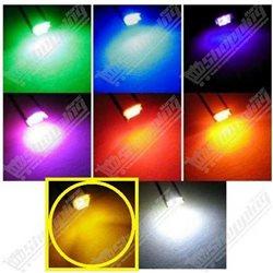 Diode laser rouge 3V 650NM-tube de cuivre 6MM