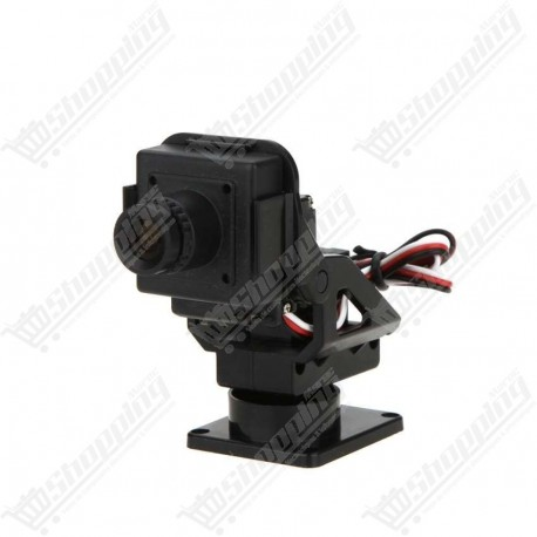 Support de servo moteur PTZ Pan / Tilt Caméra Anti-Vibration