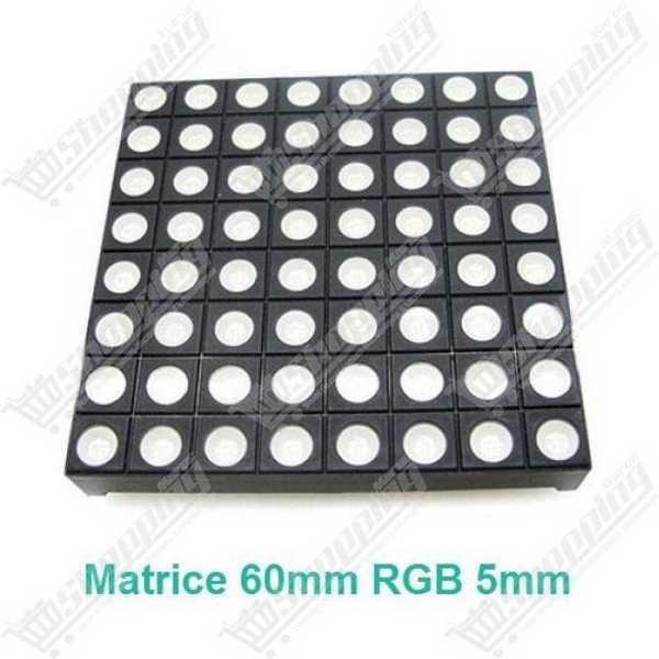 LCD 16x02 1602 affichage vert 5v