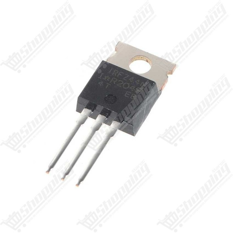 MOSFET IRFZ44N N-channel 55V 49A Power mosfet TO-220