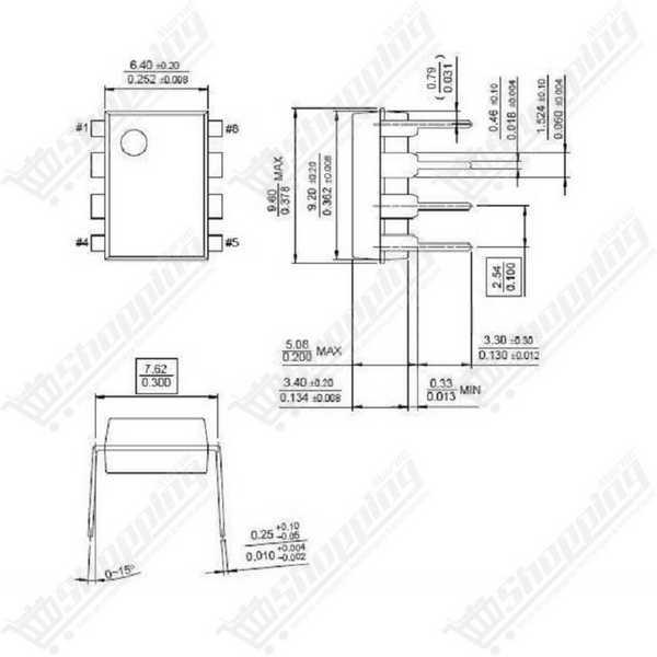 A4988 driver moteur pas à pas stepper motor driver module cnc red + radiateur