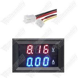 Potentiomètre 5K linéaire 15mm avec écrous et rondelles