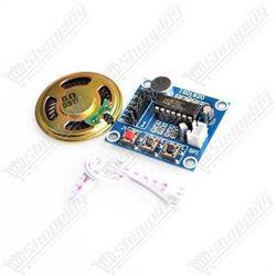 Capteur de température LM35 To-92