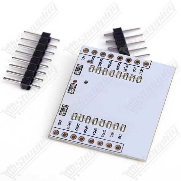 Potentiomètre 100K linéaire 15mm avec écrous et rondelles