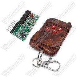 kit MFRC-522 RFID RF ic card + S50 White Card + Key Ring