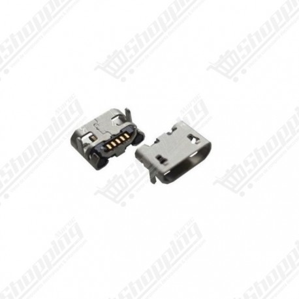 Micro usb 5 Pins port femelle pour pcb micro B