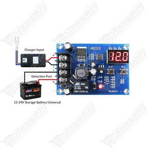 Support pour module wifi ESP8266 esp-07 esp-08 esp-12