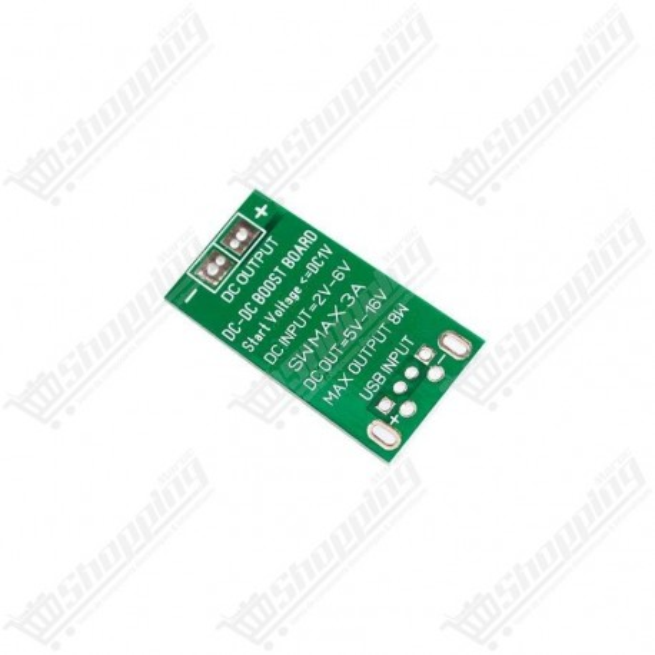 Alimentation DC - DC 5V to 12V Booster module 8W USB input Step Up Power