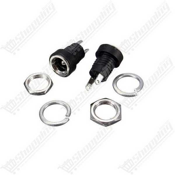 Voltmètre Numérique 3 Digits Rouge2 fils