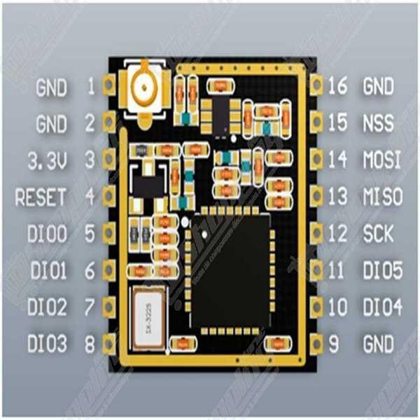 Module Radio FM 91-103 MHz Émetteur Sans Fil 3-5V avec Microphone