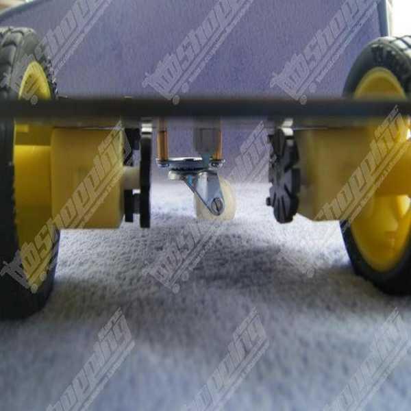 Kit quatre cannaux sans fil RF 433Mhz 2262/2272
