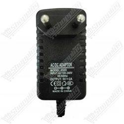 Plaque d'essai pastillée 9x15cm simple face 2.54mm pcb