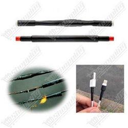 1 mètre 20 Cables en nappe 1.27mm gris sans connecteurs