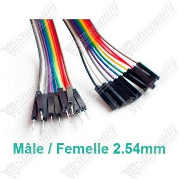 Programmateur mini CP2102 micro usb 6pins