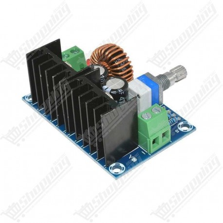 Alim ajustable step down PWM DC-DC XL4016 200W 8A
