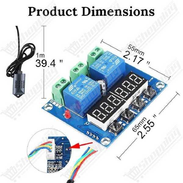 Connecteur bornier vert à vis 5mm 2 pins