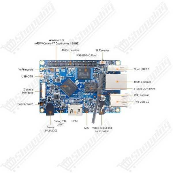 Connecteur bornier vert à vis 5mm 3 pins