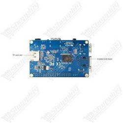 Support pour batterie rechargeable 4x18650 3.7V noir