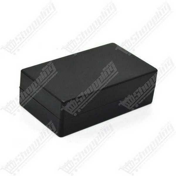 Support en plastique pour les piles 6xAA 9V avec jack pour arduino