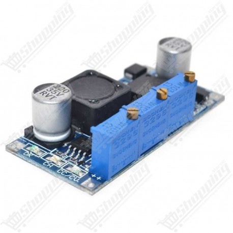 Alimentation ajustable LM2596 DC-DC step down 3A CC/CV