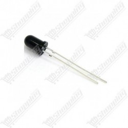 Récepteur led infrarouge 940nm IR diode 5mm