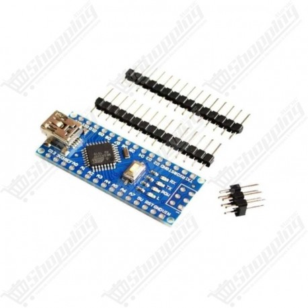 Arduino nano v3.0 atmega328P 5V 16M ch340g sans cable