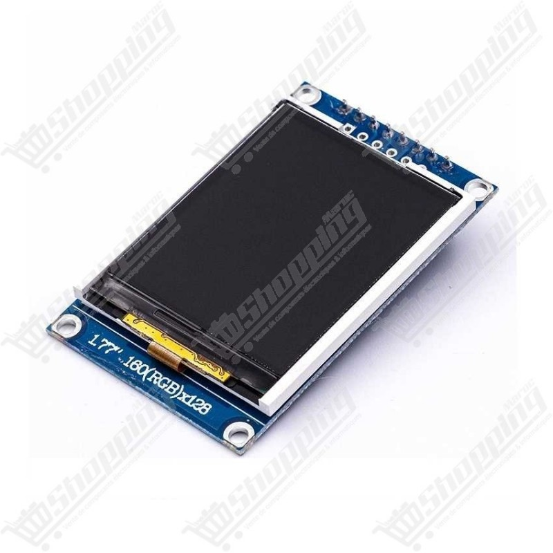 LCD 1.77 inch TFT Couleur HD 128X160 SPI