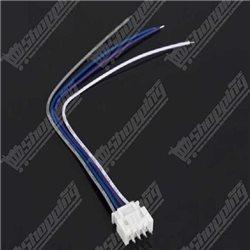 Led 7 segments 0.56 rouge 4 chiffres cathode commun