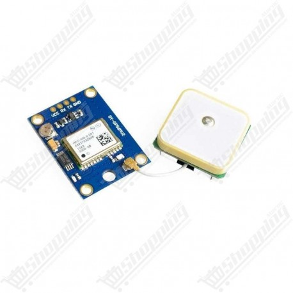 GPS Ublox NEO-6M GY-GPS6MV2 NEO6MV2 EEPROM integré APM2.5 Antenne RS232 TTL