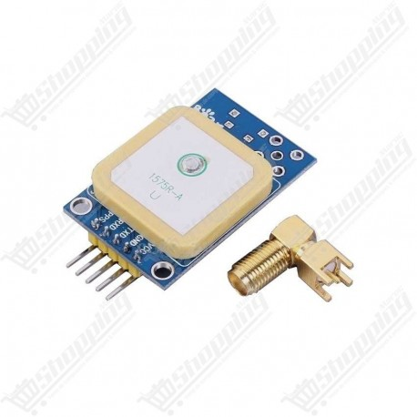 GPS Mini NEO-6m Satellite Positioning SCM MCU pour Arduino STM32 C51