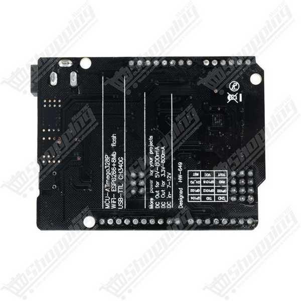 Module De Communication Sans Fil SI4432 433Mhz + Antenne 1000m