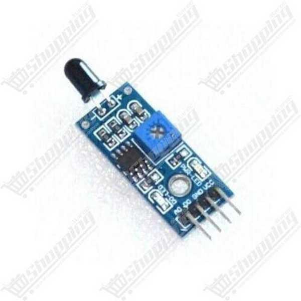 Détecteur de gaz de monoxyde de carbone module MQ-7