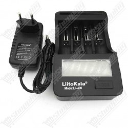 Chargeur batterie LiitoKala Lii400 multifonction - Power bank